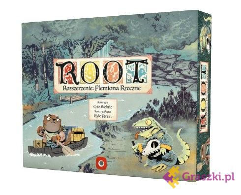 Root: Plemiona Rzeczne (Przedsprzedaż) | Portal
